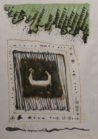 Lithographie Bradley - SENZA TITOLO