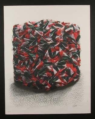 Lithographie Cesar - Senza Titolo
