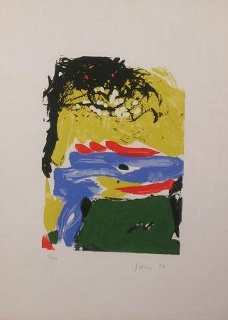 Lithographie Jorn - Senza Titolo