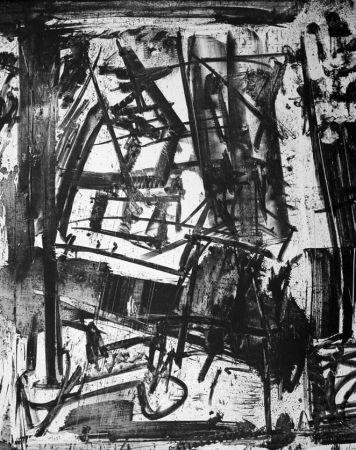 Lithographie Vedova - Senza titolo