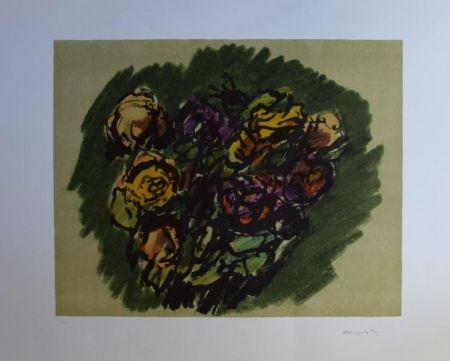 Lithographie Morlotti - Senza titolo