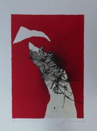 Lithographie Scanavino - Senza titolo