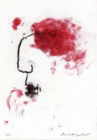 Lithographie Arcangelo - Senza titolo
