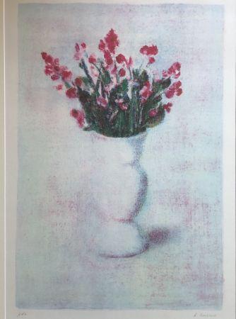Lithographie Bueno - Senza titolo