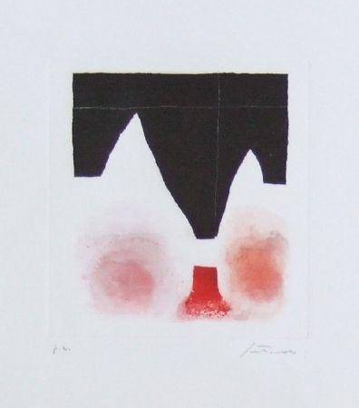Aquatinte Santomaso - Senza titolo (Untitled)