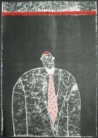 Lithographie Selden - Senza titolo (Untitled)