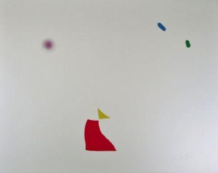 Eau-Forte Et Aquatinte Miró - Serie Mallorca
