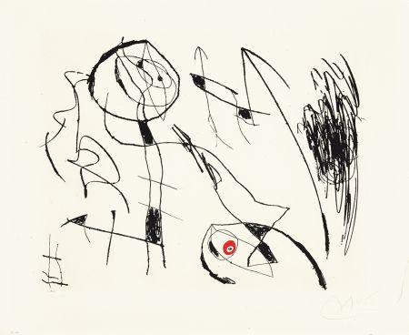 Eau-Forte Miró - Serie Mallorca I