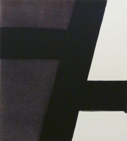 Sérigraphie Soulages - Serigraphie n°21