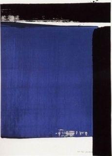 Sérigraphie Soulages - Serigraphie n° 16