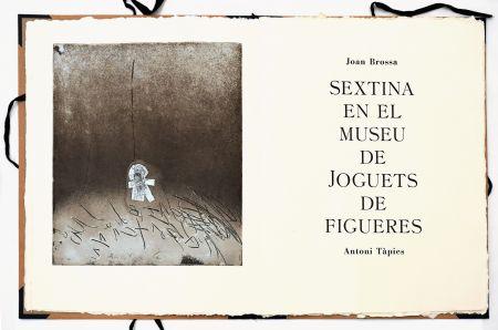 Eau-Forte Tàpies - Sextina en el Museu de Joguets de Figueres
