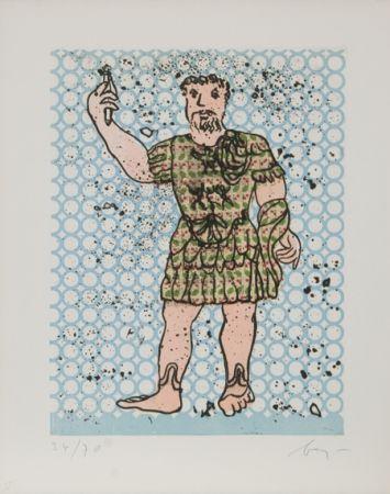 Aquatinte Baj - Sextus Varius Avitus Bassianus Heliogabalus