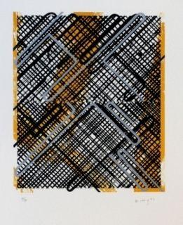 Lithographie Moses - Shago 1