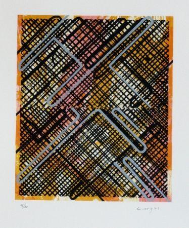 Lithographie Moses - Shago 4
