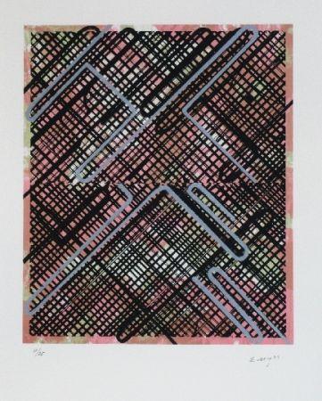 Lithographie Moses - Shago 6