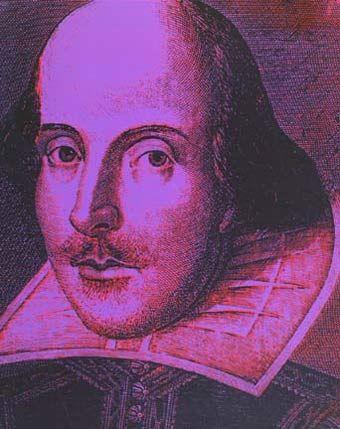 Sérigraphie Kaufman - Shakespeare