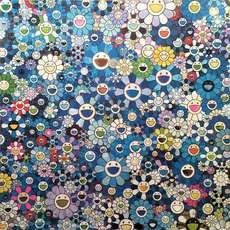 Offset Murakami - Shangrila La Blue