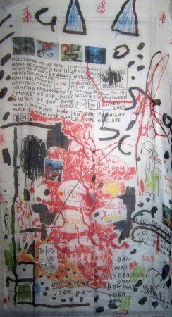 Sérigraphie Basquiat - Shell