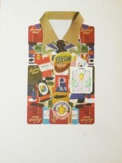 Lithographie Duran - SHIRT