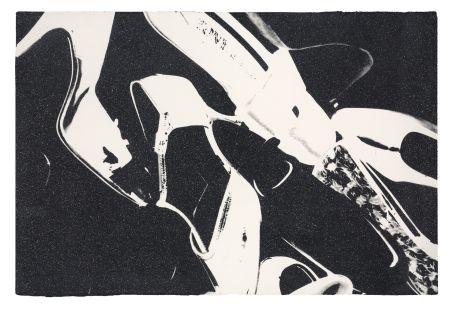 Sérigraphie Warhol - Shoes (FS II.255)