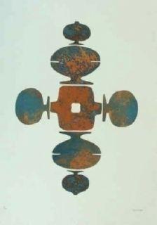 Eau-Forte Et Aquatinte Springer - Shrinagar