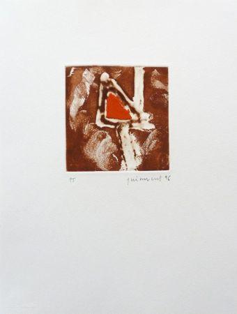 Gravure Guinovart - Siena torrada 6