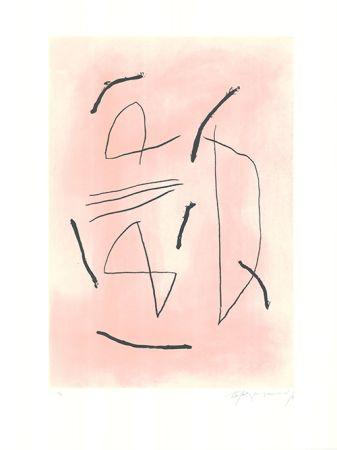 Eau-Forte Et Aquatinte Ràfols Casamada - Signe i color 4