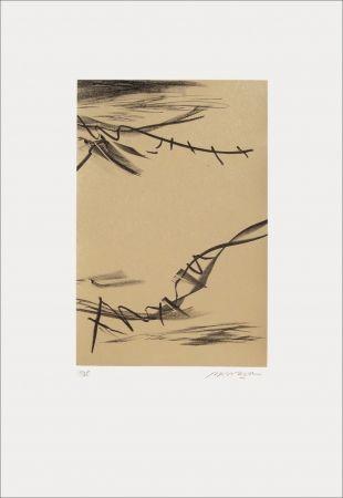 Lithographie Baltazar - Signes espaces 2