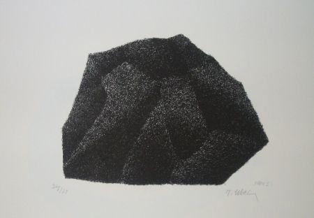 Lithographie Ubac - Silex