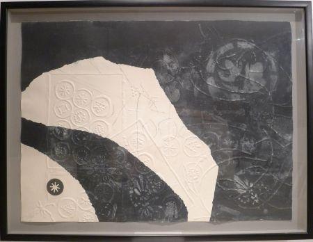 Lithographie Clavé - Sin Título