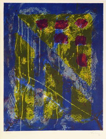 Lithographie Argimon - Sin Título