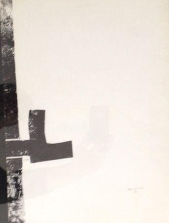 Lithographie Chillida - Sin Titulo