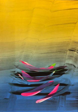 Lithographie Broto - Sin titulo