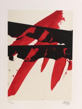 Lithographie Feito - Sin Titulo II