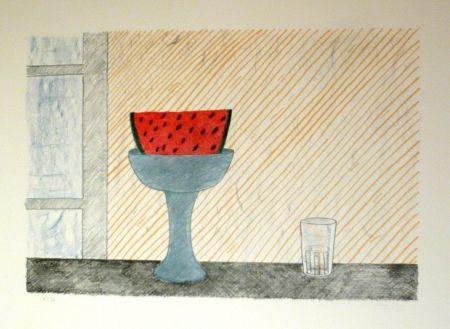 Lithographie Girona - SINDRIA