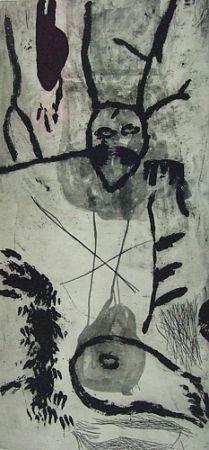Gravure Paladino - Sirene (Trittico)