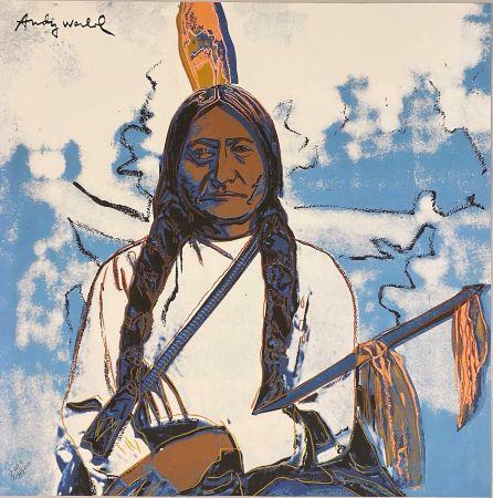 Offset Warhol - Sitting Bull