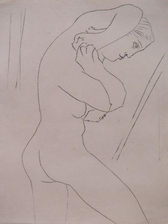 Lithographie Picasso - Six Contes Fantasques – L'Aiguille des Secondes