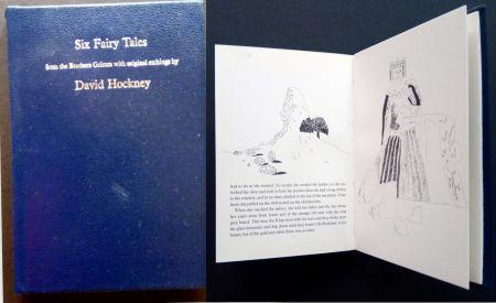 Livre Illustré Hockney - Six Fairy Tales