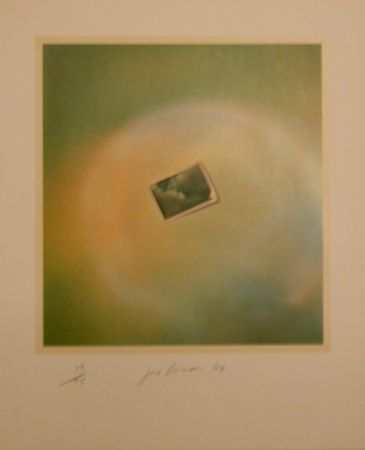 Lithographie Goode - Six Lithographs (Photo on green background)