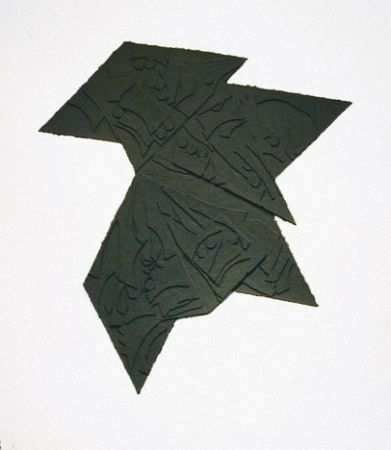 Relief Nevelson - Six Pointed Star