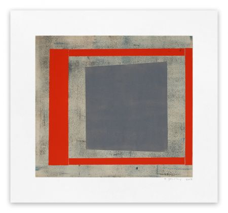 Monotype Gourlay - Slate red ash 1