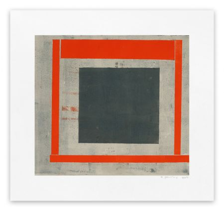 Monotype Gourlay - Slate red ash 2