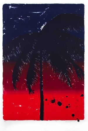 Lithographie Roy-Camille - Sleng Teng