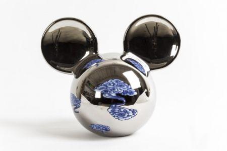 Céramique Lihong - Small Mickey – silver