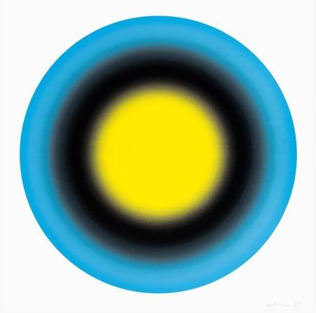 Sérigraphie Rondinone - Small Sun 1