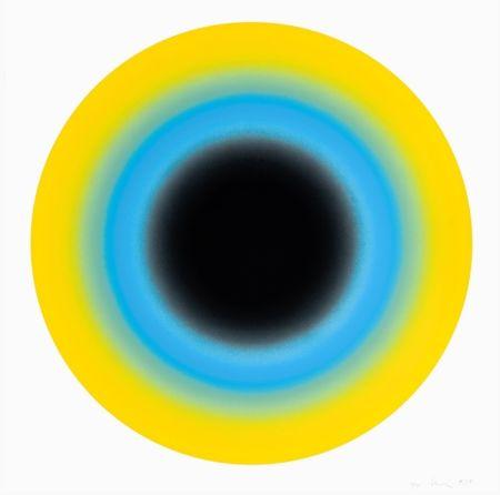 Sérigraphie Rondinone - Small Sun 2