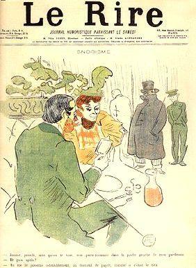 Lithographie Toulouse-Lautrec - Snobisme - Le Rire