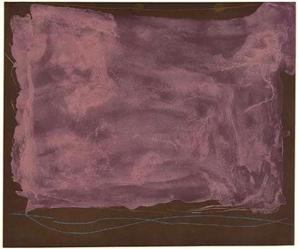 Eau-Forte Et Aquatinte Frankenthaler -  Soho Dreams (1987)