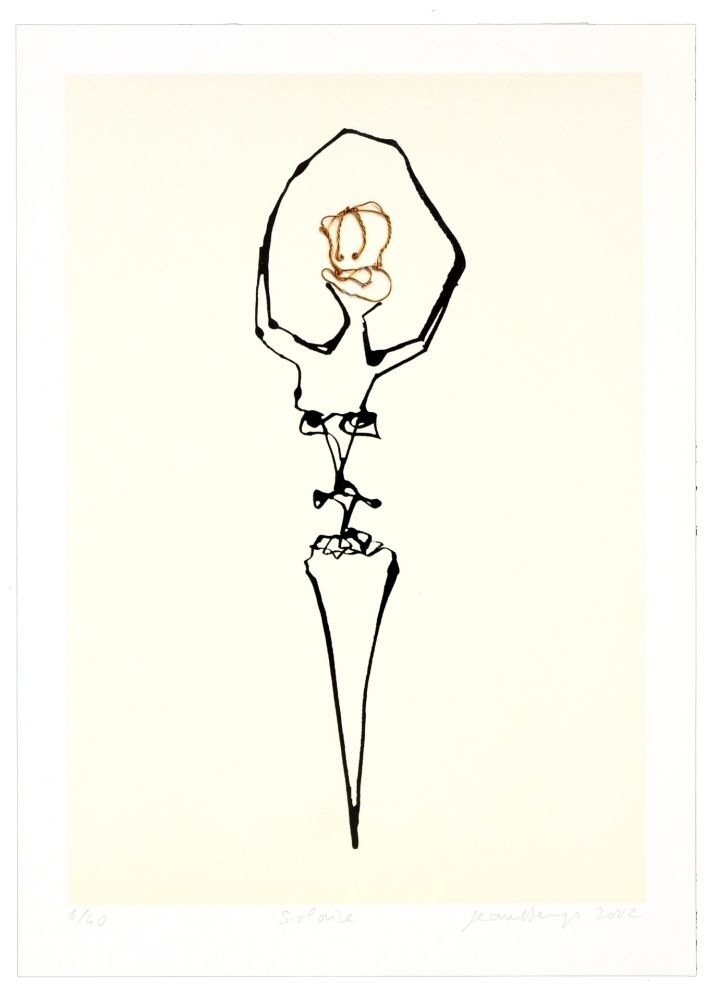 Lithographie Phillipe - Solaire